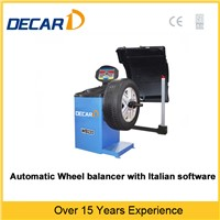 Italian software WB220 auto wheel balancer for sale
