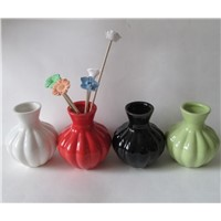 Ceramic Reed diffuser, aroma diffuser, fragrance oil diffuser, essential oil diffuser,bottle