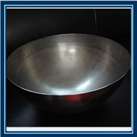 Half Hollow Polished Mirror Surface Steel Ball