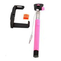 Z07-5 wired selfie stick- hand selfie stick for mobile phone holder