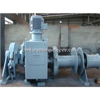 Marine Hydraulic Anchor Windlass with CCS, BV, GL,LR,NK,DNV Certificate
