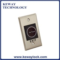 Cheap No Touch Door Release Button Exit Button for Access Control
