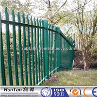 Factorty Direct pvc euro palisade wire mesh fence