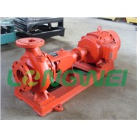 Single Stage End Suction Water Pump