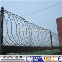High Quality Flat Razor Barbed Iron Wire in 2015