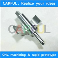 offer Aluminium CNC machining rapid prototyping aluminum prototype service