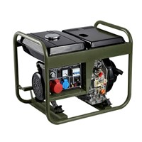 5kw portable small diesel generator