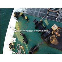 Marine Electric Hydraulic Anchor Windlass And Mooring Winch