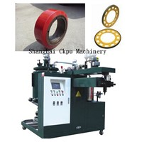 bike drive wheel making machine