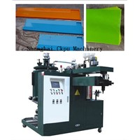 elastomer backing plate dosing unit