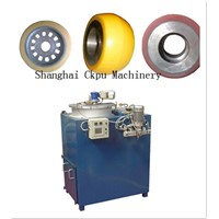 elastomer tires making machine