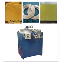 elastomer wear plate making machine