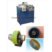electric road wheel making machine