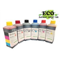 multi-function eco solvent ink for multi-function flatbed printers