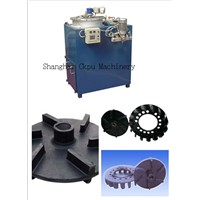impeller cover making machine