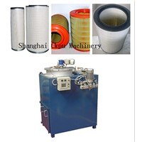 polyurethane air filter cover casting machine