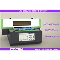 A3 size digital flatbed printer, phone case flatbed printer
