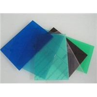 PVC Transparent Sheet Available in Many Colors