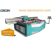 Ricoh printhead large format uv flatbed printer instead of KM1024