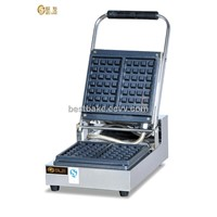 Stainless Steel electric single Waffle Baker machine(BY-UWB1B)