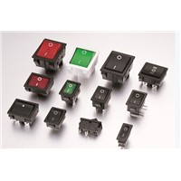 Push Botton Switch with Secturity Approval