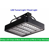 160W LED Flood Light, LED Tunnel Light, Flood Lighting