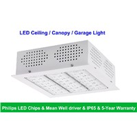 120W LED Garage Light, Indoor Parking Lot Light