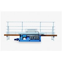 4-10Spindles Glass Staight -line Edging machine