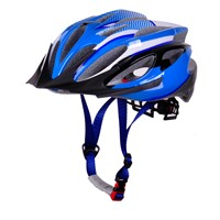 AU-B062 CE certified fashion bicycle sport helmet with customized spare parts