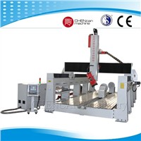 EPS Foam Mould CNC Engraving/Carving Machine