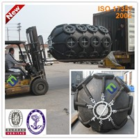 Florescence Pneumatic Fender for Ship and Dock