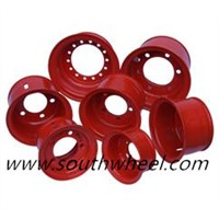 Forklift Wheel Rims 6.50-15 for tyre 8.25-15 Forklift Parts