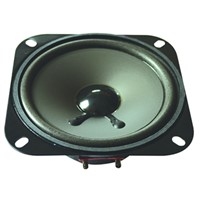 "LS102W-3  4""/8ohm/8w full range car speaker"