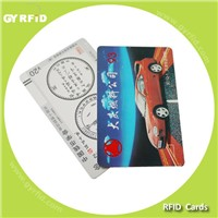 NFC Stickers and Cards with NTAG216 chip (GYRFID)