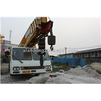 Used Construction Kato mobile crane