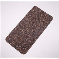rubber cork flooring mat
