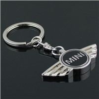 factory wholesale metal mini car keychain