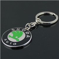 factory directly auto skoda key chain