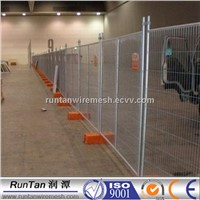 Temporary Steel Construction Fence on sale