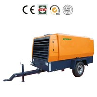 DACY-11/10 Portable Twin Screw Air Compressor