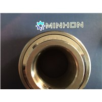 MHF Stain Steel bearing insert bearing with housing SSUC207 Size 35*72*42.9mm High Quality