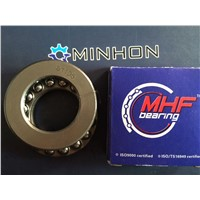 MHF Thrust Ball Bearing Miniature 51105 ABEC-3 Size 25*42*11mm High Quanlity