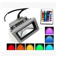 LED flood light 50W RGB