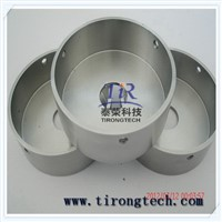 Supply Polished Tungsten Crucible in stock