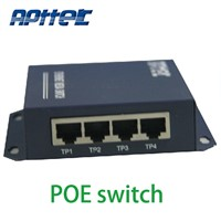 100M fiber ethernet switch single mode dual fiber