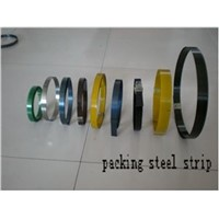 heat treated and tempered steel strip