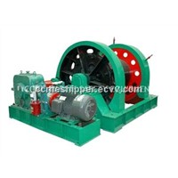 hydraulic anchor windlass , marine winch