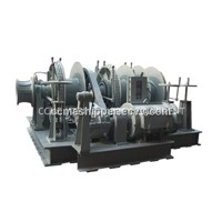 Marine Hydraulic Anchor Windlass and Anchor Winch