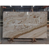 wood grain white onyx natural stone