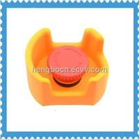 Emergency Push Button Switches Protector Cover with Orange